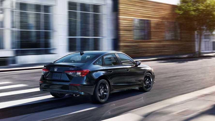 Novo Honda Civic também será produzido na Tailândia