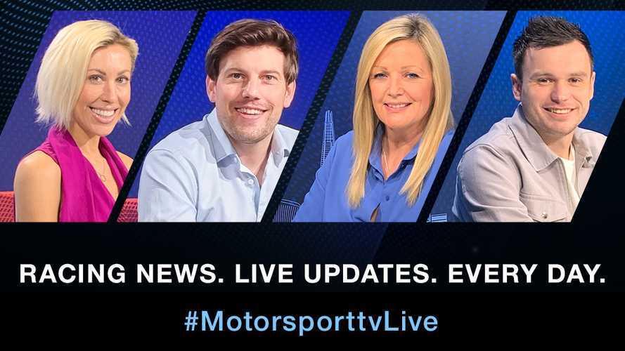 Motorsport.tv Diperkuat Empat Host Paling Berpengalaman