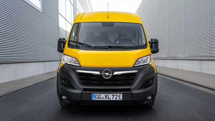 Opel Movano e Opel Movano-e, la nuova generazione