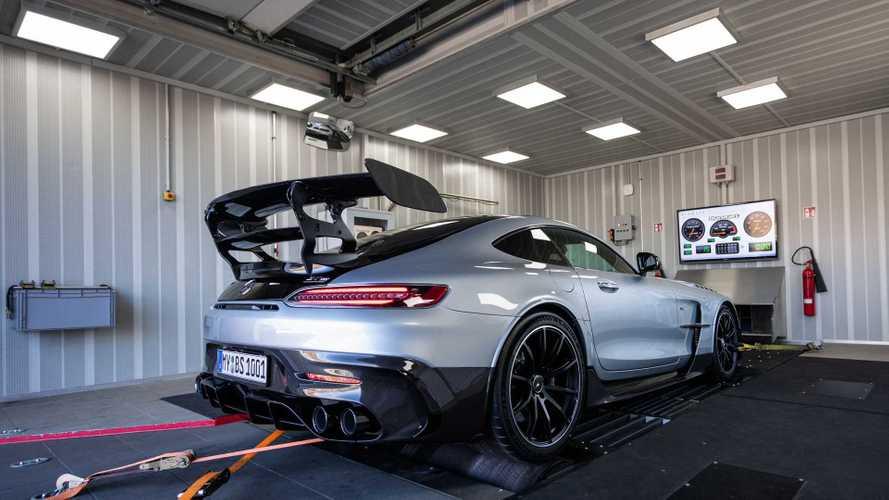 Mercedes-AMG GT Black Series by Opus