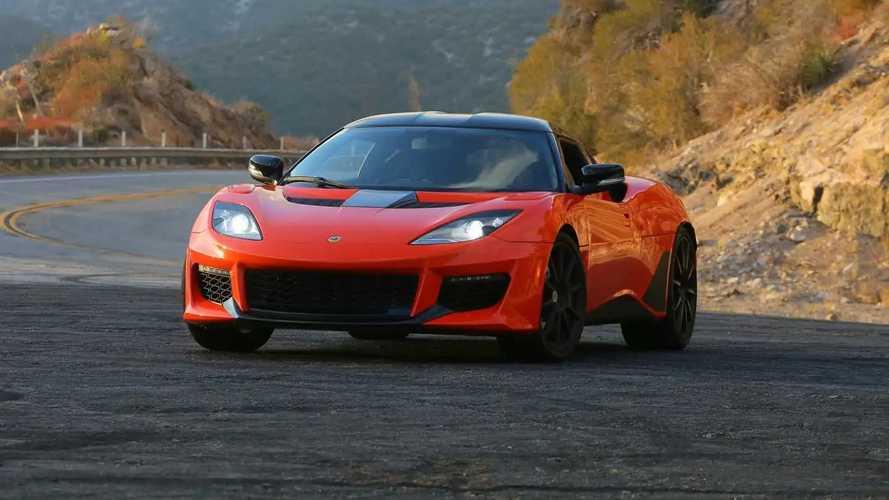 2020 Lotus Evora GT: Drive Notes