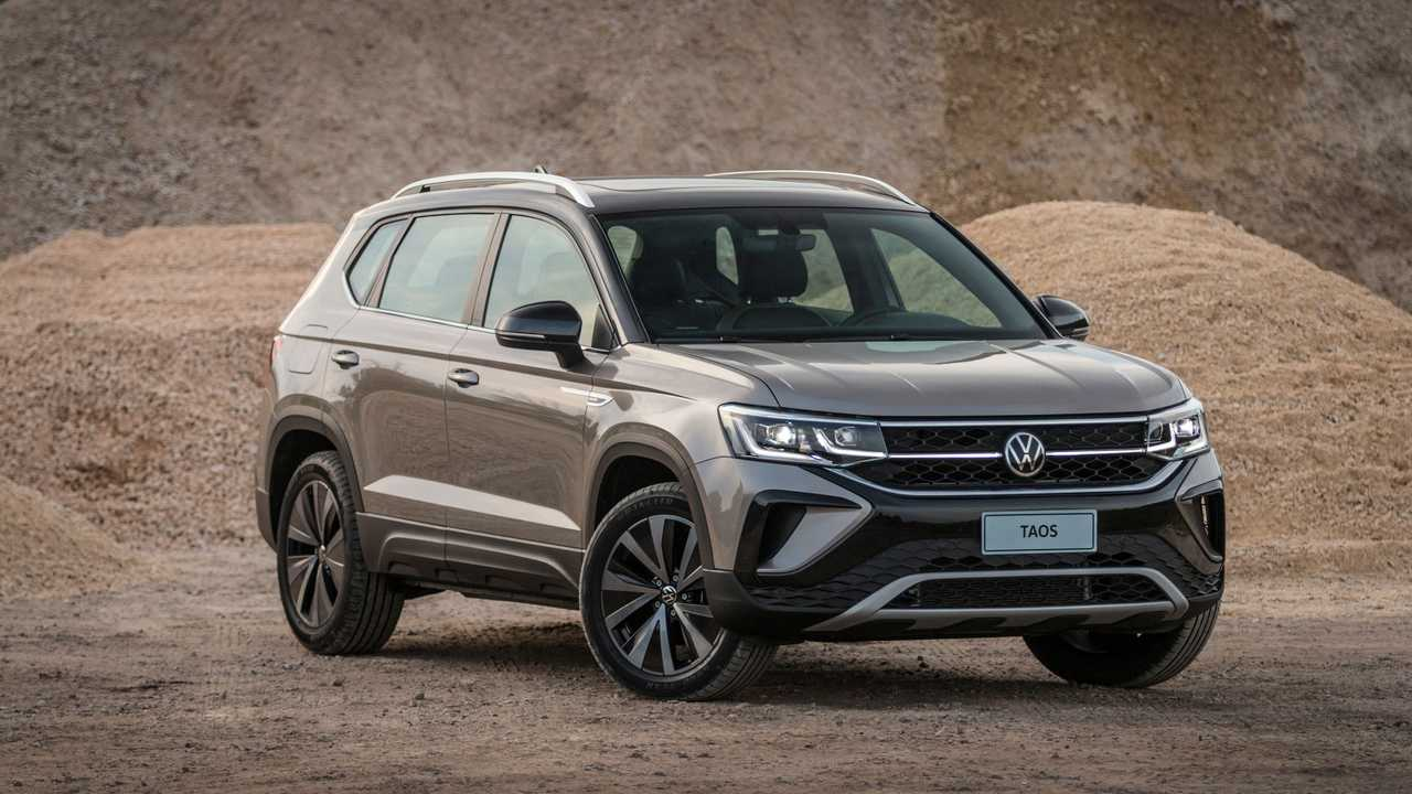 Volkswagen Taos Lauching Edition