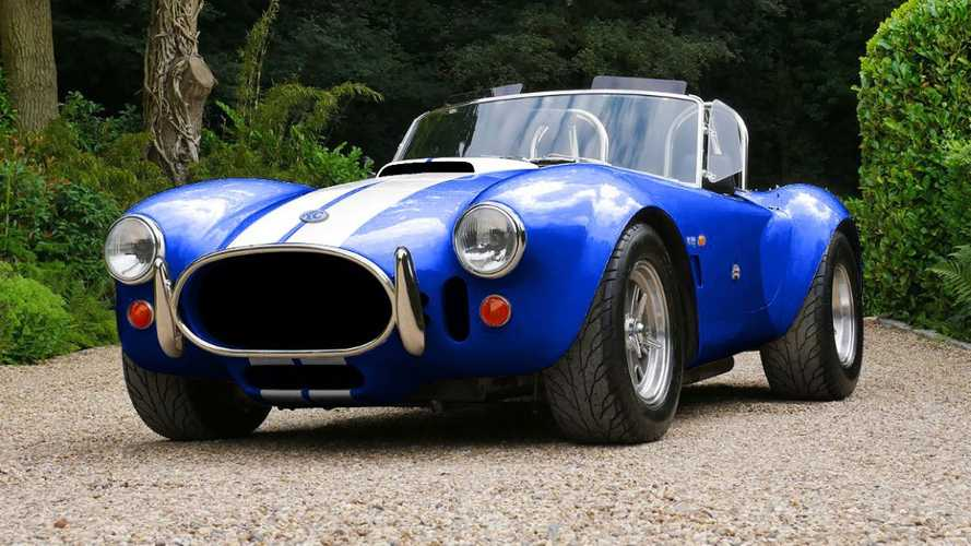 AC Cars Makes An Electric Version Of The Cobra, The Series 1 Electric