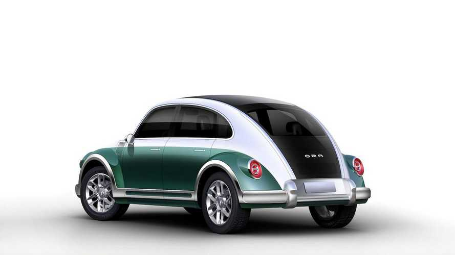 Volkswagen Said It Will Take A Legal Look At The Ora Punk Cat
