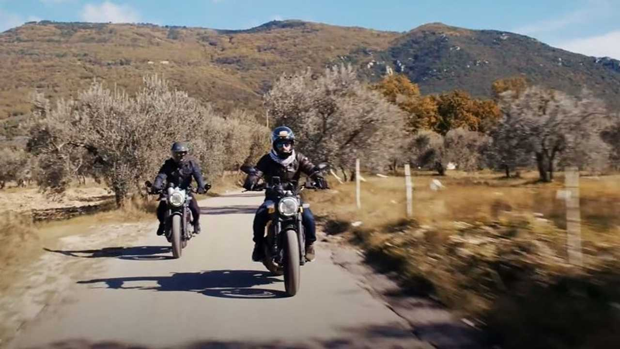 Tour Of Italy - Ducati Scrambler