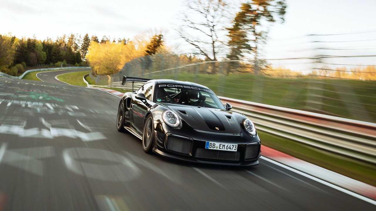 Porsche 911 Nürburgring Rekoru