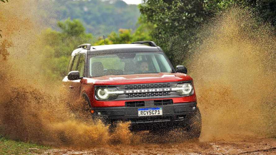 Teste: Bronco Sport Wildtrak é SUV de pegada raiz com pimenta