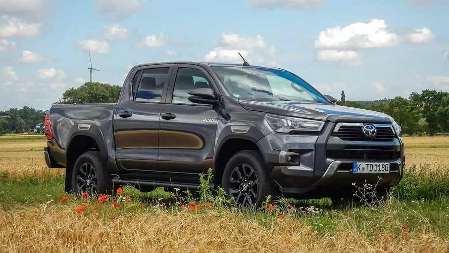 Toyota Hilux (2021) mit neuem 2,8-Liter-Diesel und 204 PS im Test
