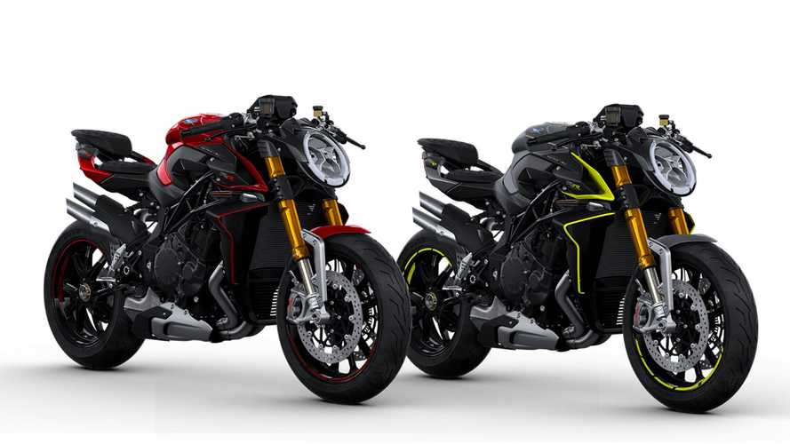MV Agusta Further Reforms The Brutale 1000 RR To Meet Euro 5