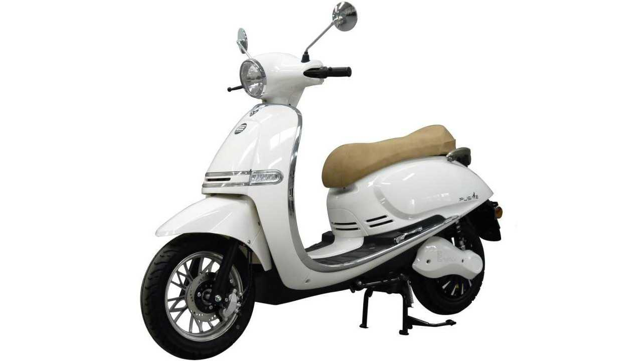 The Rider 5000 Is A Classic Electric Scooter For The Modern Day