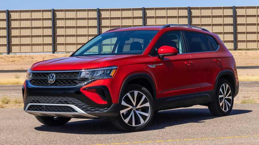 Volkswagen Taos 2022 terá preço de Golf básico nos EUA