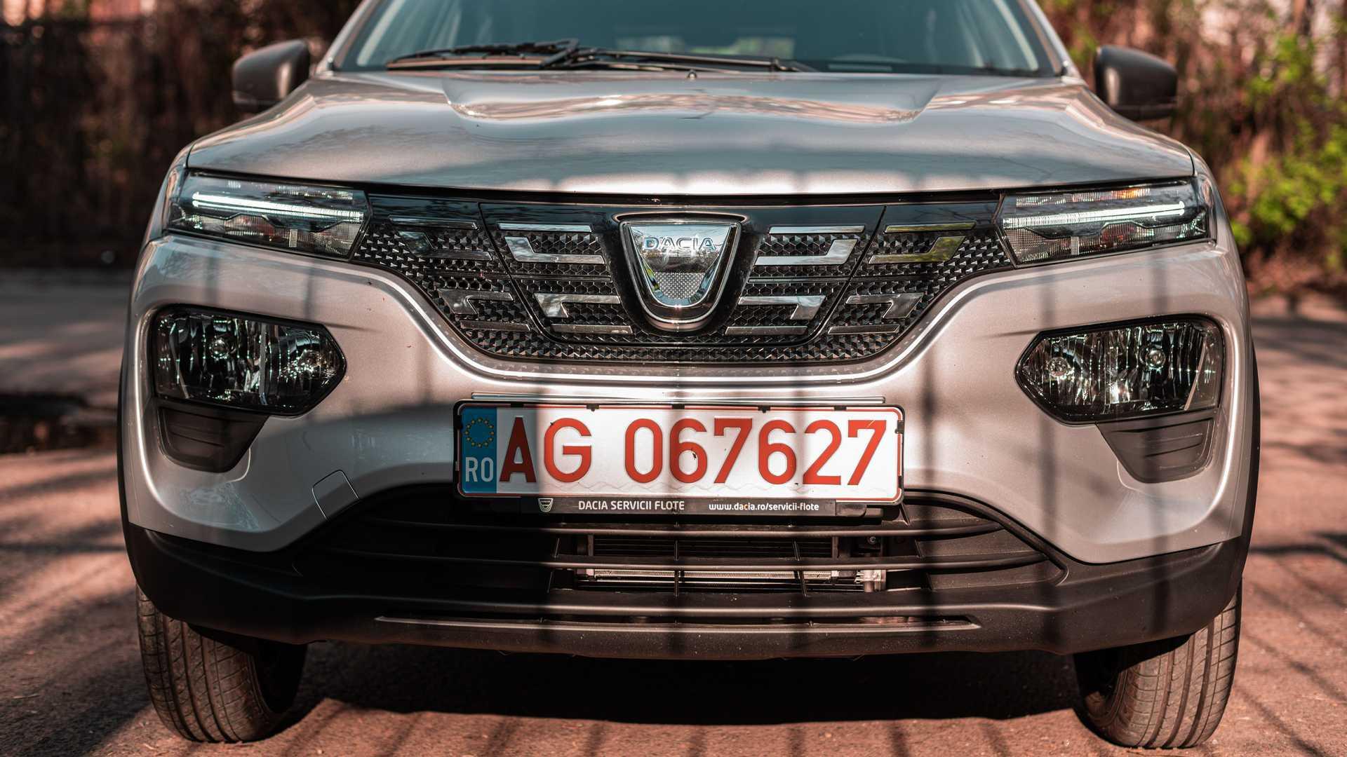 Dacia Spring - First Drive