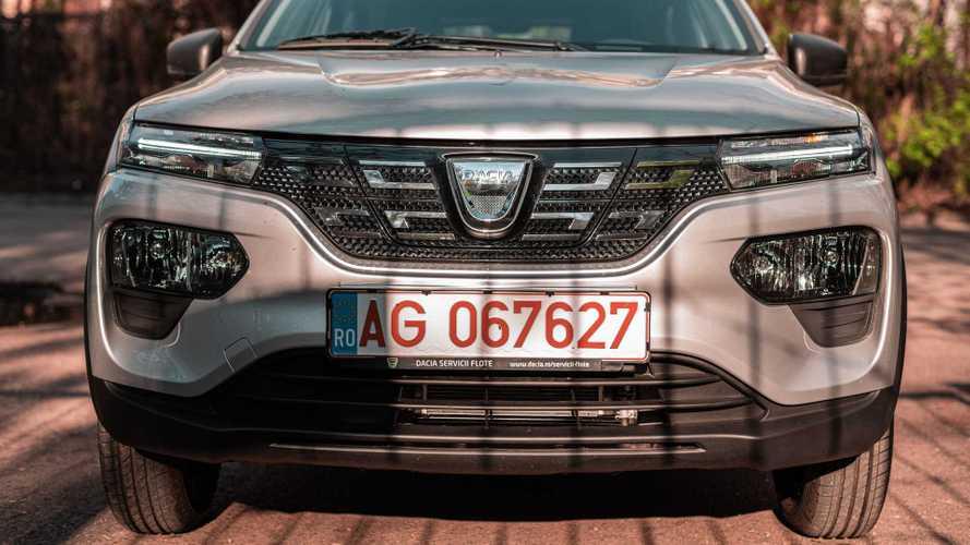 2021 Dacia Spring - First Drive