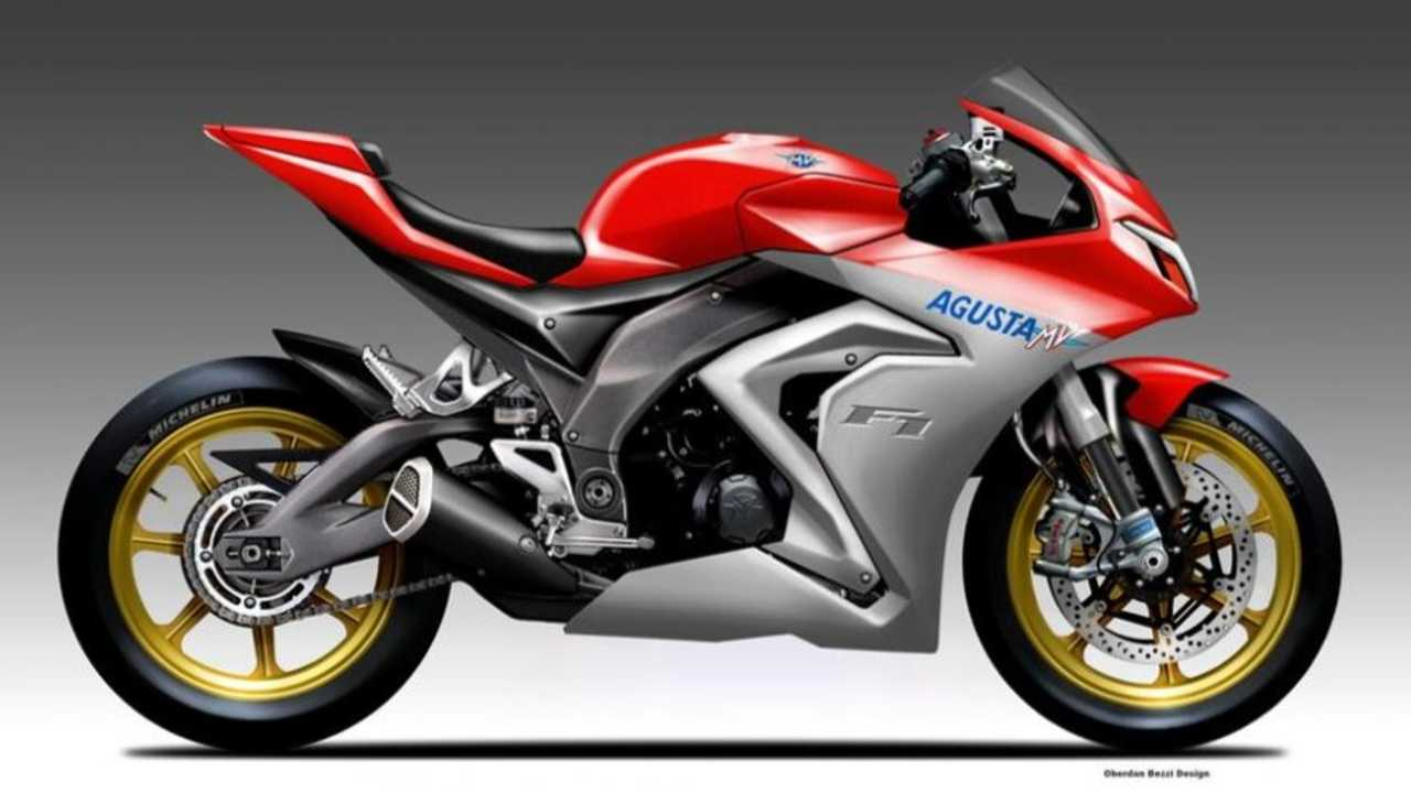 Designer Imagines Single-Cylinder MV Agusta Sportbike