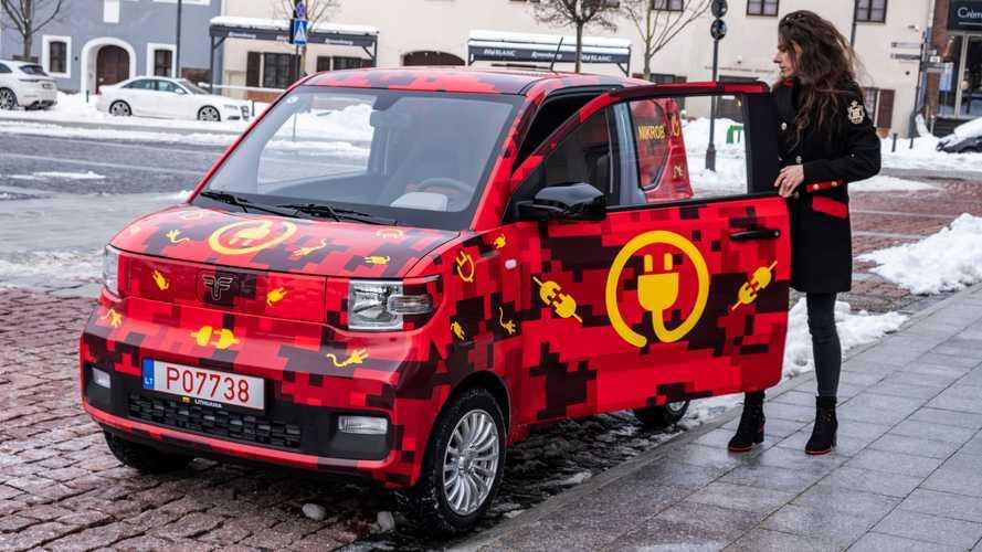 Cerdas! Perusahaan Latvia Ini Impor Mobil Cina lalu Ganti Nama