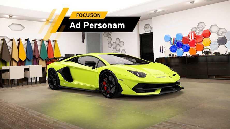 Rekor Lamborghini, Pemegang Hak Paten 348 Warna Eksklusif
