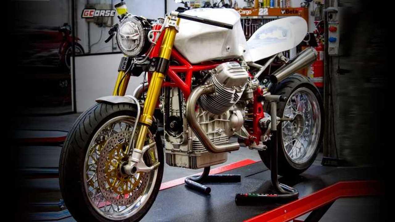 Moto  Guzzi GCorse Classic 992