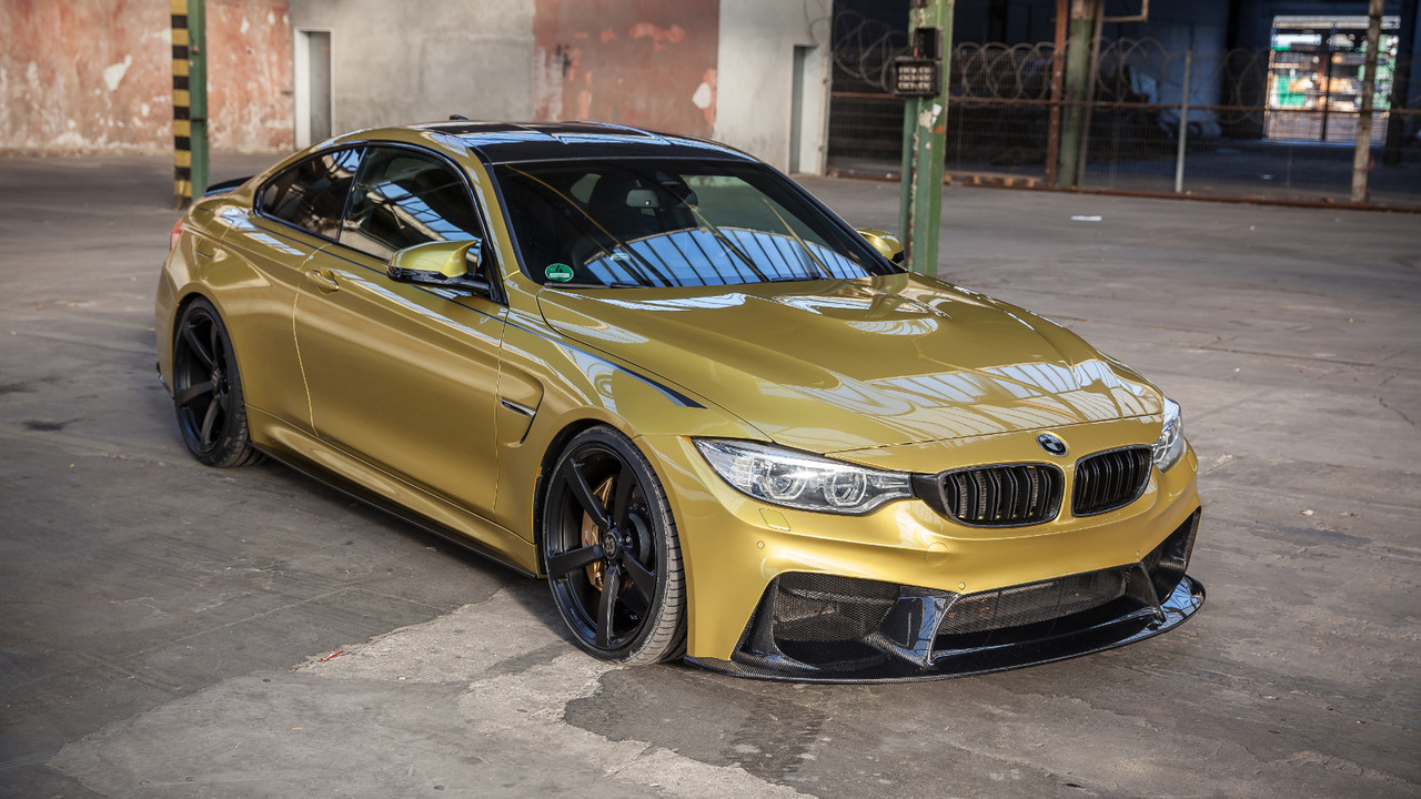 Carbonfiber Dynamics BMW M4 Coupe