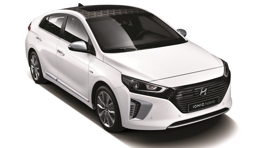 Hyundai IONIQ detailed in new photos [video]
