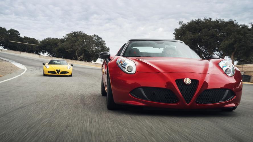 L'Alfa Romeo 4C sera restylée en 2018