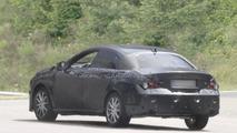 2013 Mercedes-Benz BLS 4-door coupe spied 20.06.2011