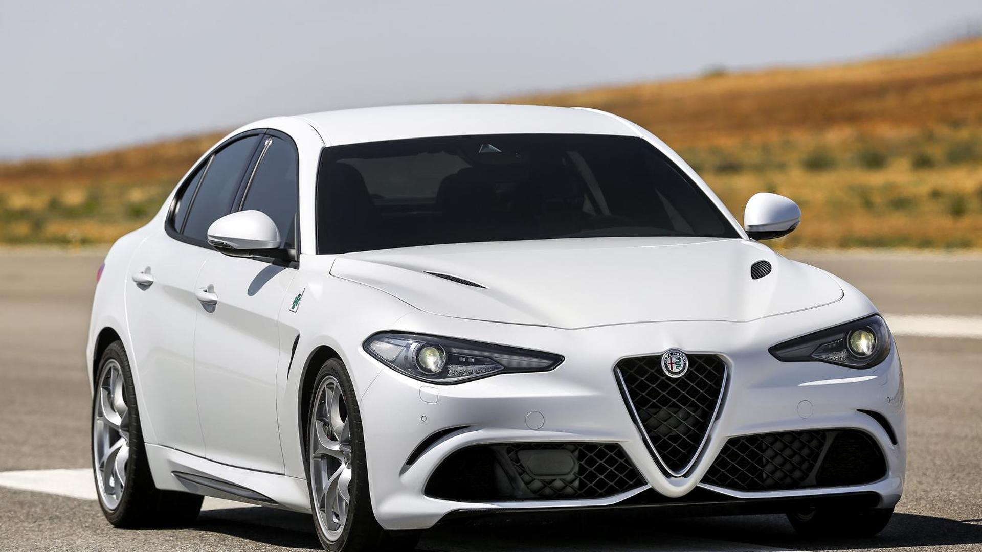 Alfa Romeo Says Giulia Design Was Inspired By The 156 Not The Rival Bmw 3 Series