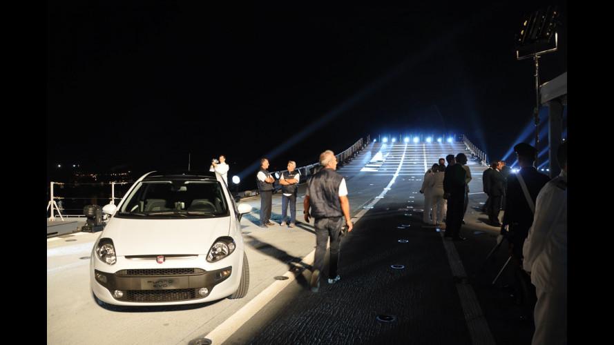 """Fiat fa l'upgrade alla Punto ed è """"Evo"""""""