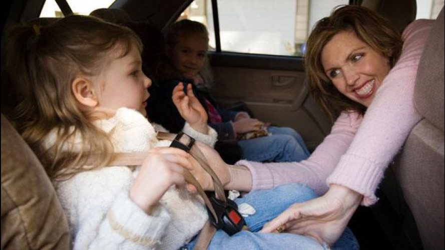 [Copertina] - Come distrarre i bambini in auto