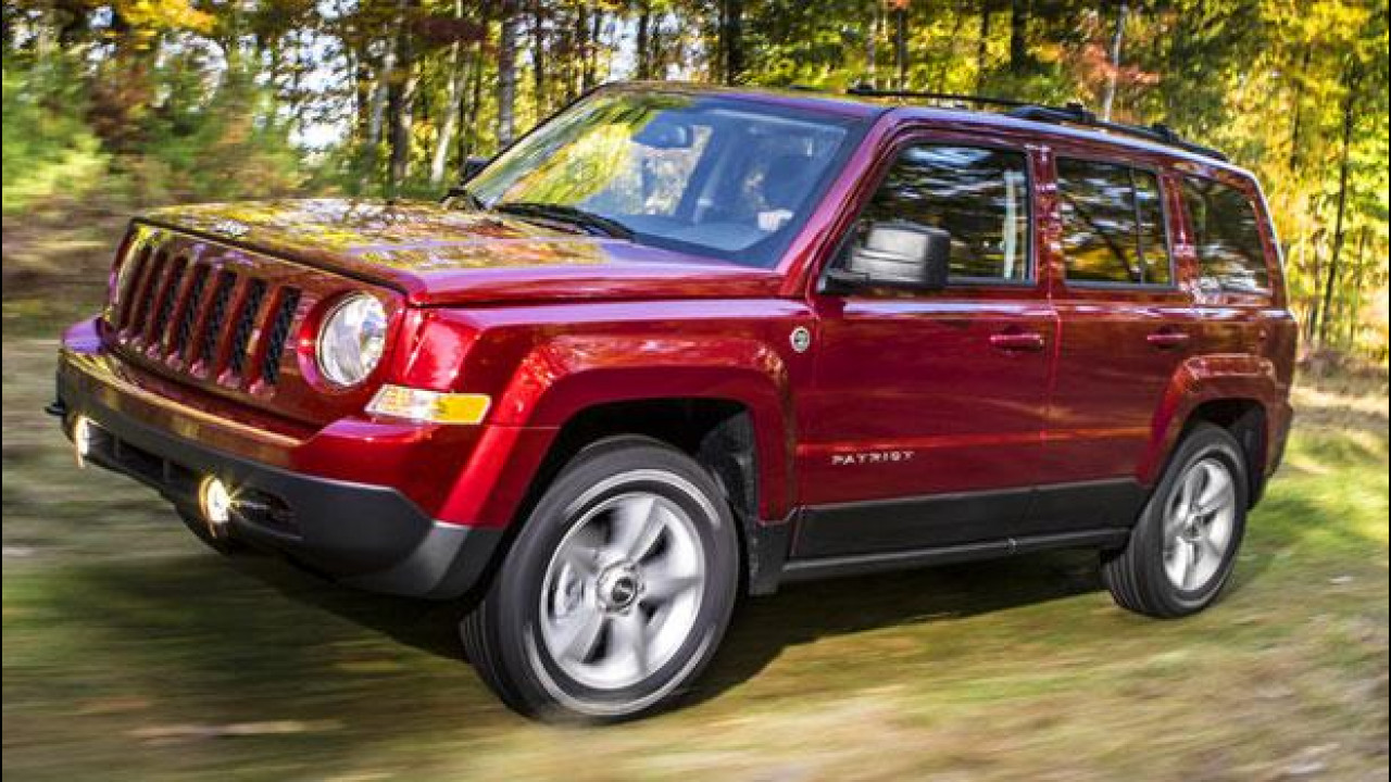 [Copertina] - Jeep Patriot model year 2014