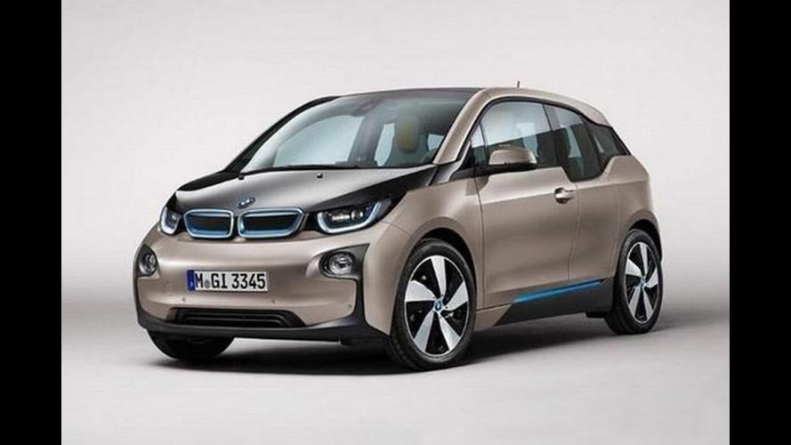 BMW i3, le prime foto della versione di serie