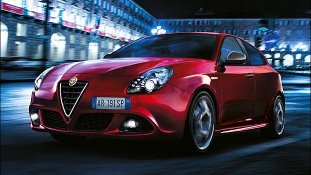 [Copertina] - Alfa Romeo Giulietta Sprint, omaggio alla tradizione
