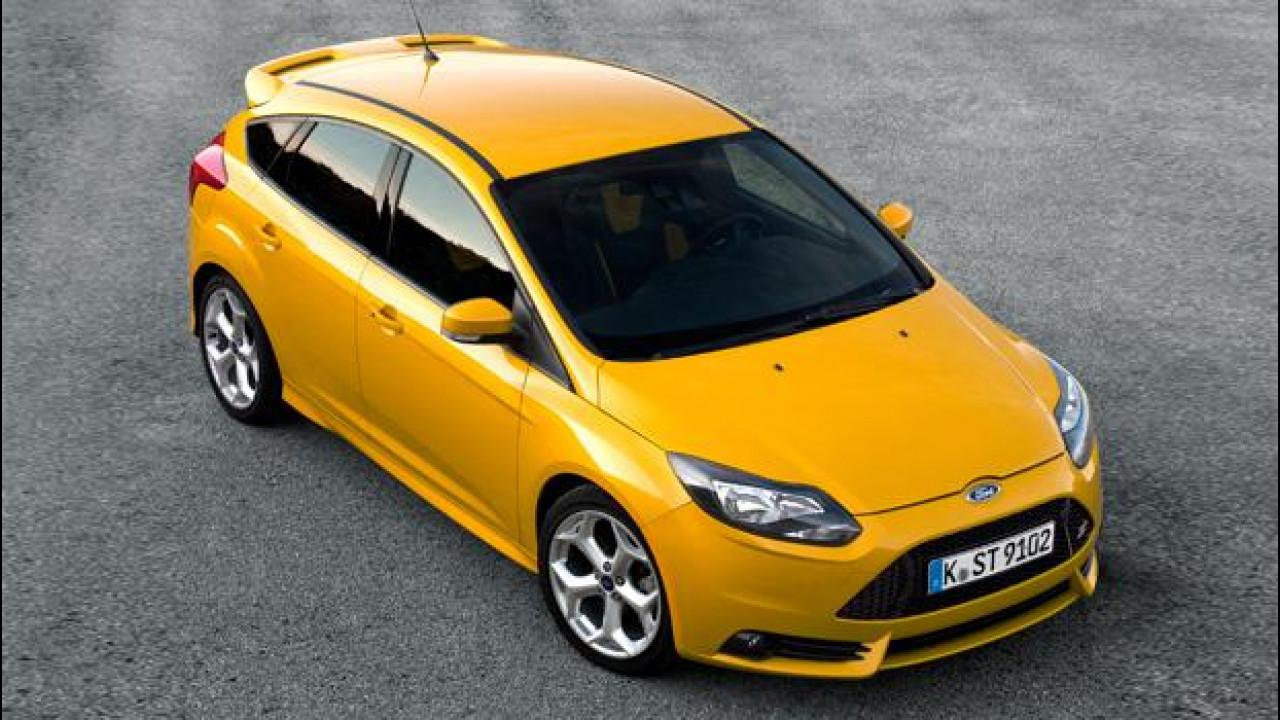 [Copertina] - Nuova Ford Focus ST: prezzi da 30.500 euro
