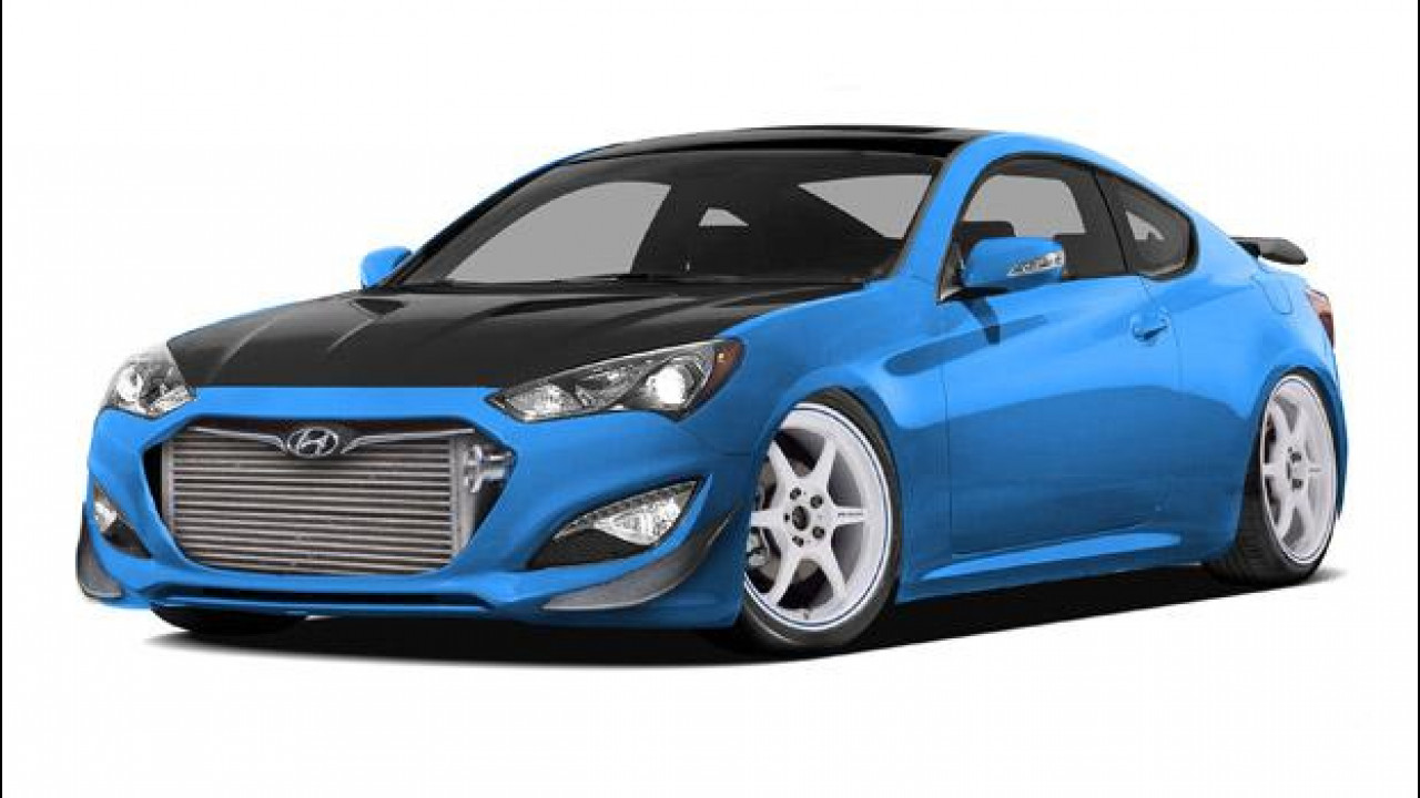 [Copertina] - Hyundai Genesis Coupé by Bisimoto