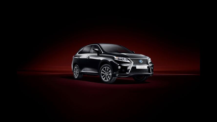 Lexus RX restyling