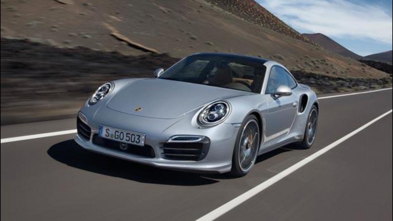 [Copertina] - Nuova Porsche 911 Turbo e 911 Turbo S