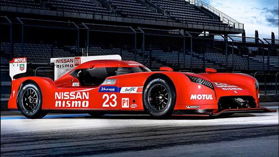 [Copertina] - Nissan GT-R LM Nismo, 1.250 CV per Le Mans
