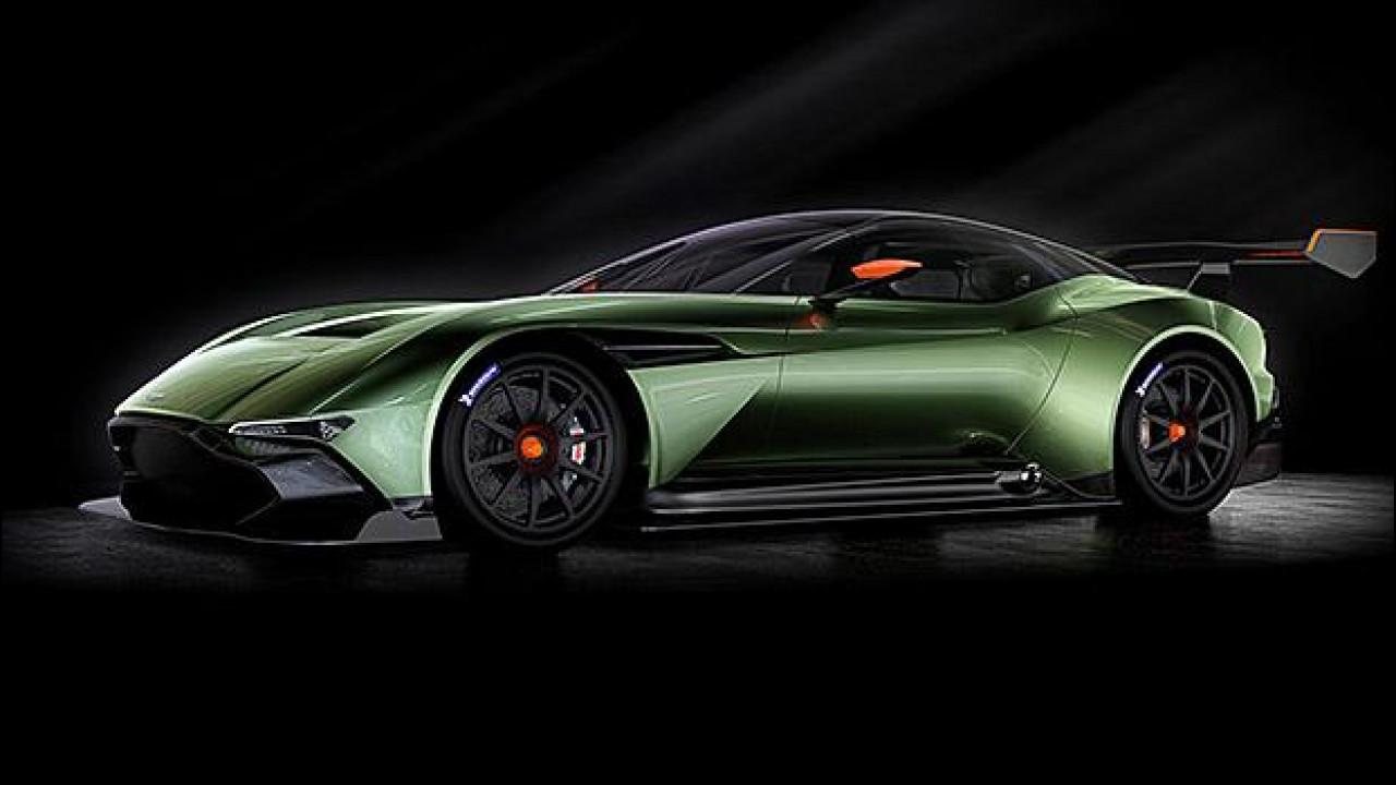 [Copertina] - Aston Martin Vulcan, un gioiello da pista