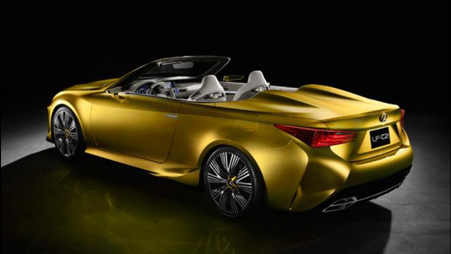 Lexus, tre concept car a Ginevra