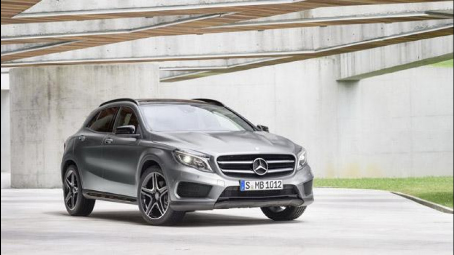 Mercedes GLA [VIDEO]