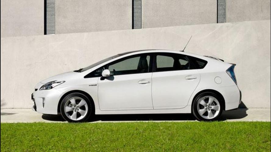 Toyota e Lexus festeggiano i 4 milioni di full hybrid nel mondo