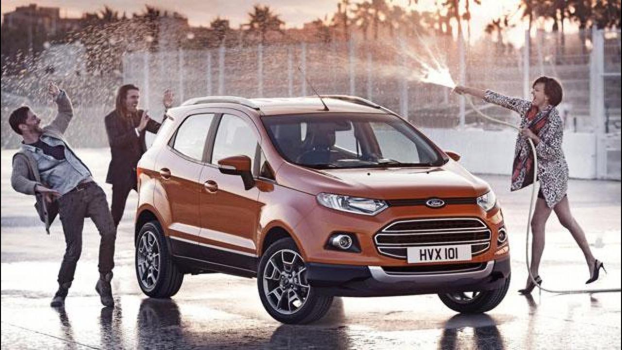 [Copertina] - Ford EcoSport