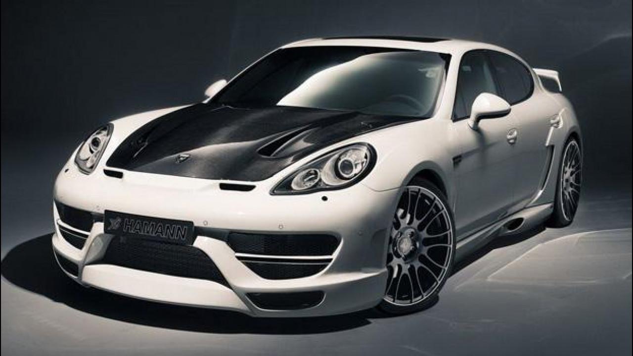 [Copertina] - Porsche Panamera Hamann Cyrano