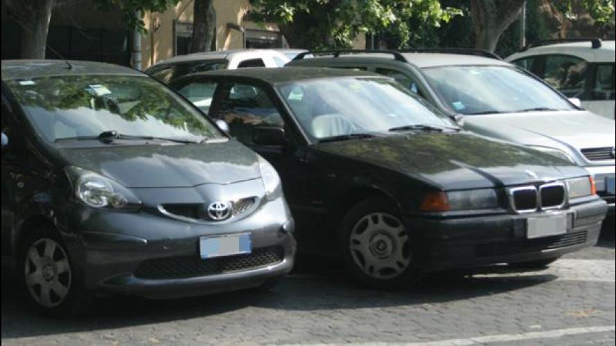 Aprile negativo anche per il mercato dell'auto usata