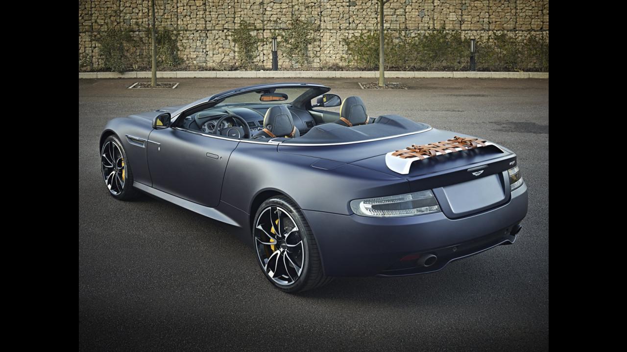 Aston Martin Cygnet e Virage