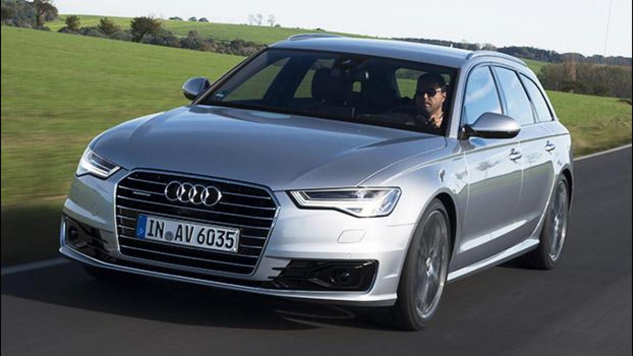 [Copertina] - Audi A6 restyling, sofisticata potenza