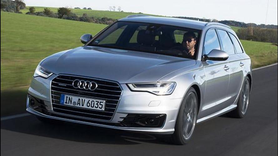Audi A6 restyling, sofisticata potenza