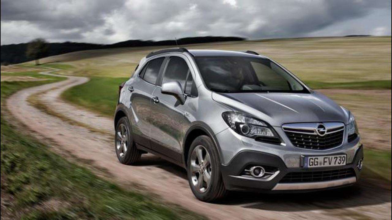 """[Copertina] - Opel Mokka, con il nuovo 1.6 diesel il motore è """"giusto"""""""