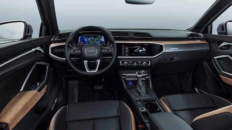 Audi Q3 2018 Les Photos Videos Et Toutes Les Infos