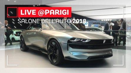 Peugeot e-Legend, la restomod che conquista il Salone di Parigi