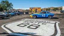 Rassemblement Opel GT Route 66